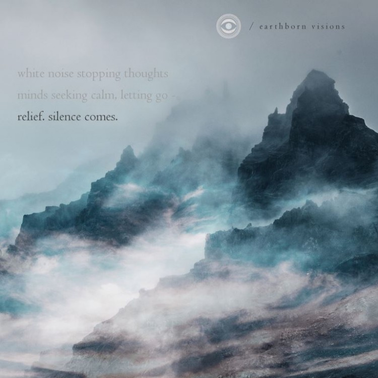 earthborn visions - Relief. Silence Comes. - cover